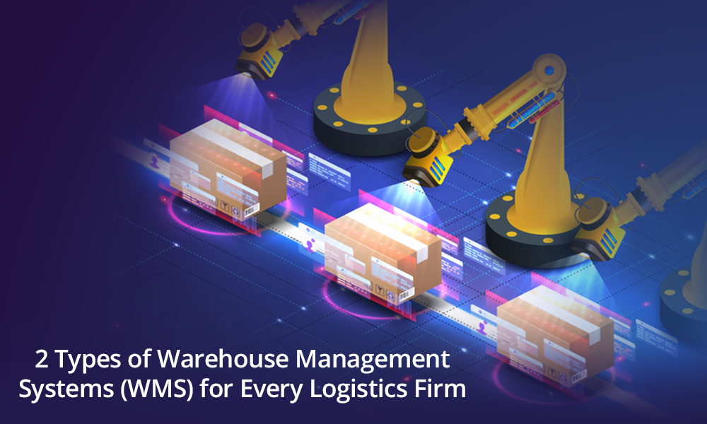 types of warehouse management systems