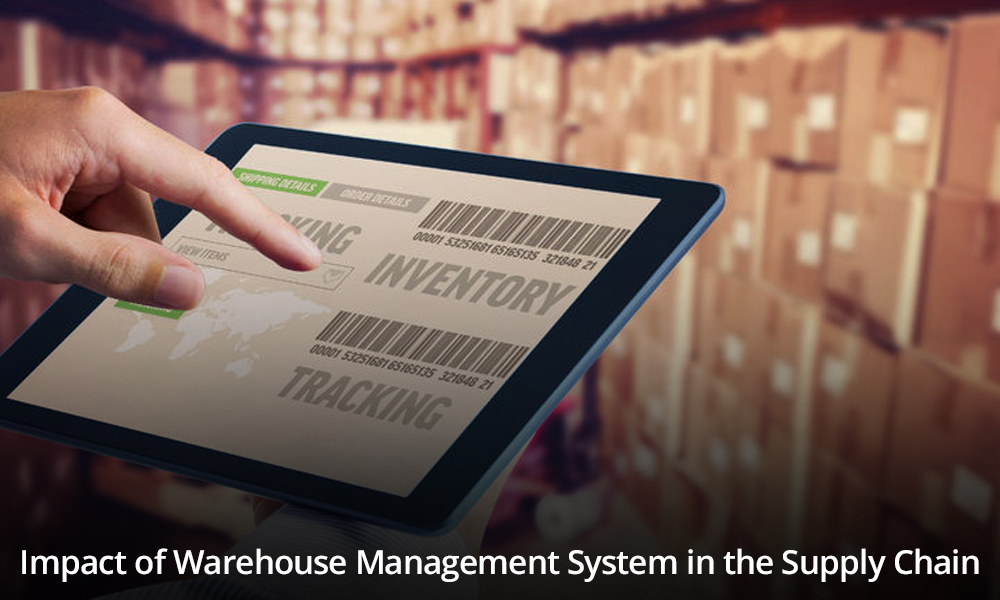 Impact of Warehouse Management System in the Supply Chain