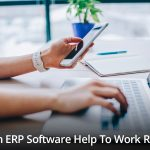 How Can ERP Software Help To Work Remotely   SourcePro